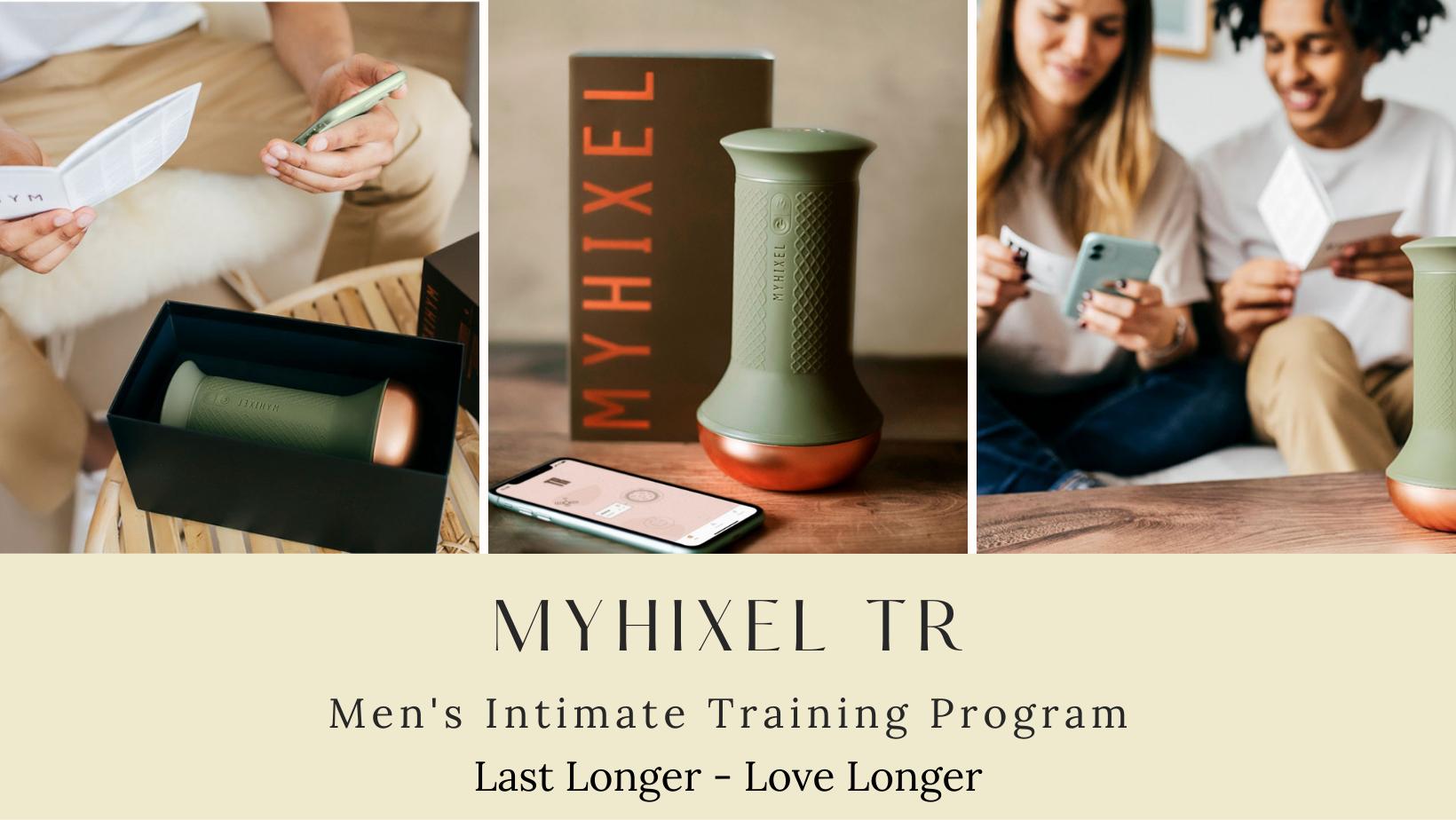 Myhexel tr, men's, masturbation, training, last longer, prolong, masturbation, couples
