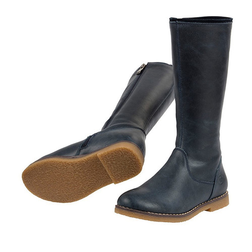 Grace Leather Boot. Comes fully leather lined, leather lined with arch support.