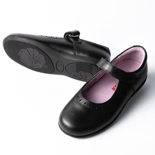 LOLA  - Leather Maryjane School Shoe