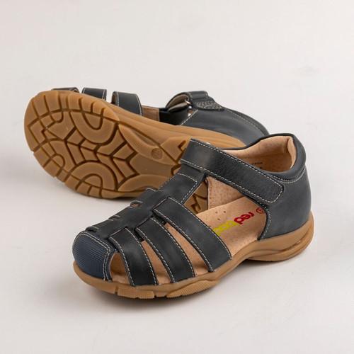 Nicky Boys closed toe sandals - Navy