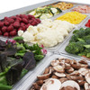Salad Bar Counter Fridge