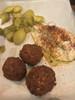 Falafel Scoop Maker