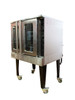Single Deck Full Size Natural Gas Convection Oven