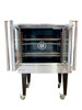 Natural Gas Convection Oven with Legs