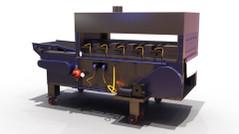 Pita Bread Tunnel Oven