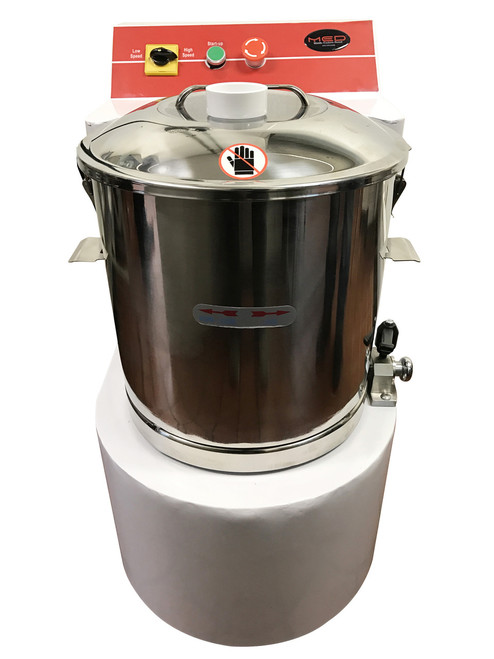 Hummus Machine - Hummus Blender -  Large- Heavy Duty UL Listed Parts