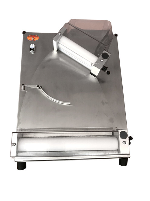 Pita Bread and Pizza Dough Roller- Counter Top Unit1