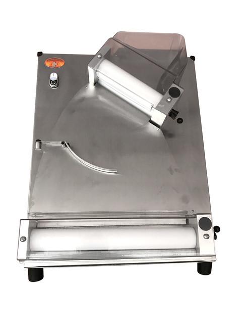 Pita Bread and Pizza Dough Roller Machine- Counter Top Unit