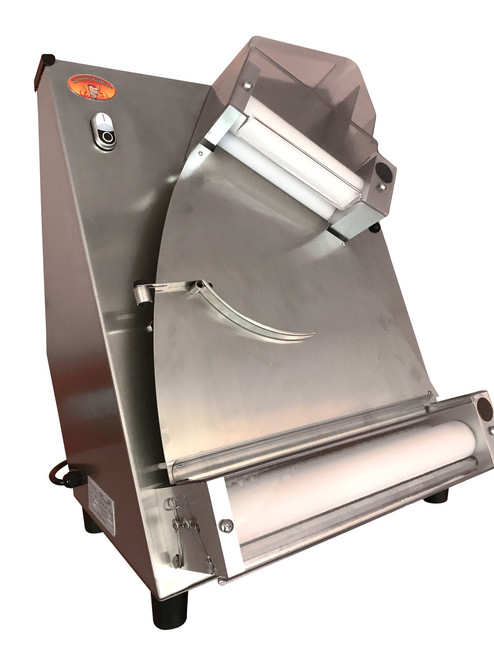 Pita Bread and Pizza Dough Roller- Counter Top Unit