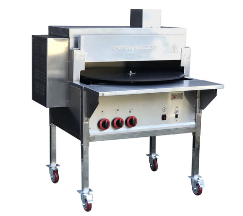 "New 2019 Pita Oven Small 30""- PitaOven- Pita Bread, Tortilla, Naan Bread Oven- Natural Gas- Generation  IV 2019 - NEW"
