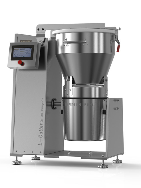 Hummus Pro™- 120 Q  Blender - Hummus Machine  - Freestanding Industrial Cutter Mixer (120L) L120