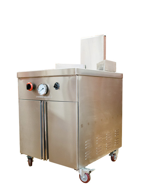 Traditional Falafel Fryer by Spinning Grillers