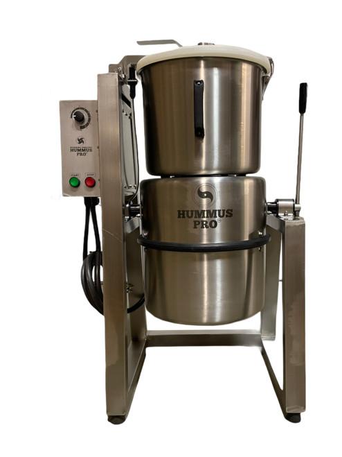 Hummus Pro™- 30 Q Blender - Hummus Machine - Freestanding Industrial Cutter Mixer (30L) L30
