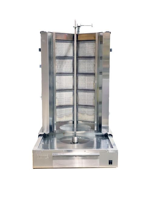 Shawarma Machine- 10 Burners