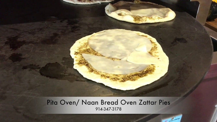 Gas Pita Bread Oven for Manakeesh