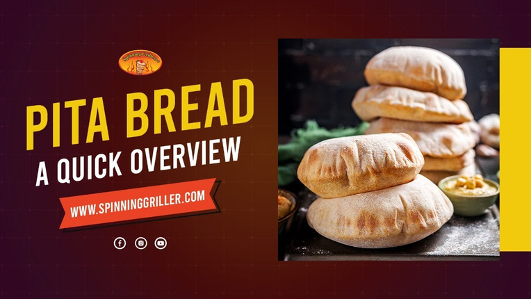 Pita Bread - A Quick Bakery Equipment's Overview