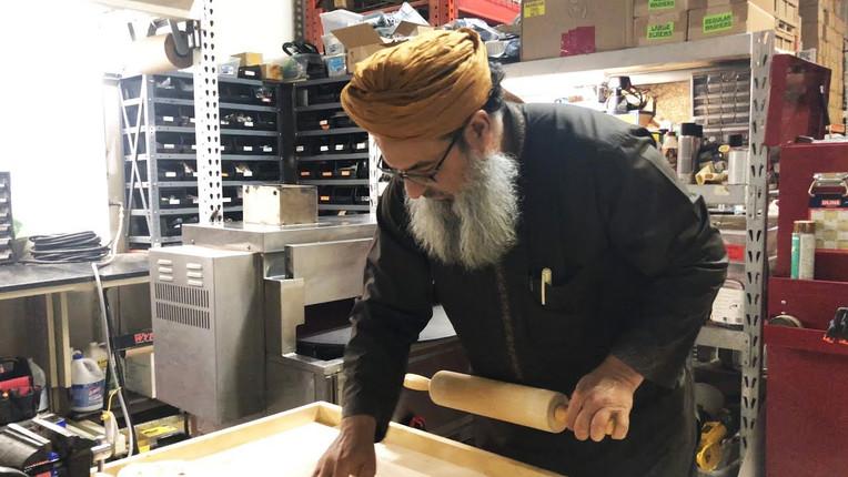 Naan/Pita Oven with Ashraf Patel | Replaces Three Tandoor Ovens