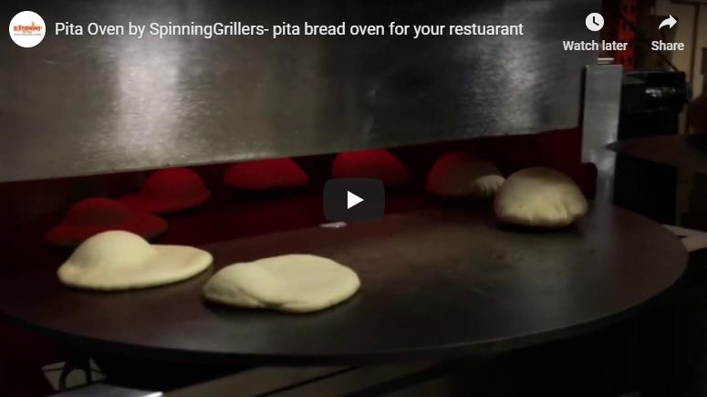 Pita Oven- PitaOven- Pita Bread, Tortilla, Naan Bread