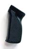 Original surplus black plastic pistol grip for Yugo m70 rifles