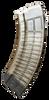 US PALM AK30R 7.62X39 30RD POLYMER MAGAZINE -Translucent Black