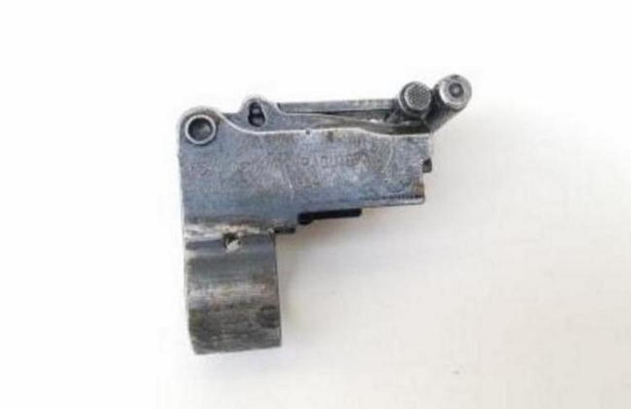 Yugo M72 RPK rear sight base and adjustable leaf sight