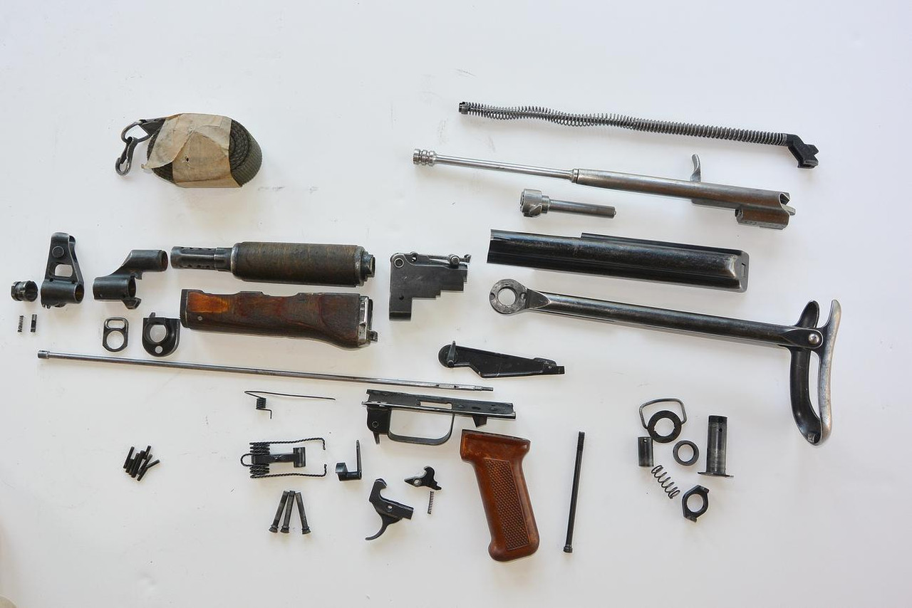 Ak47 Parts Kit – Themalaysiainsider