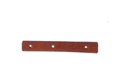 Leather sling tabs