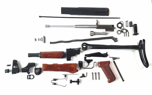 Bulgarian AKKS Type 3 parts kit