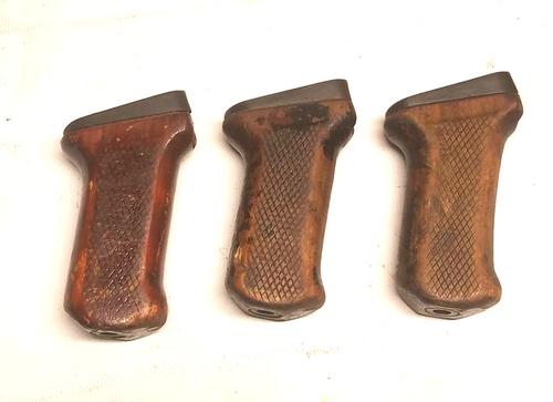 Type 3 Wood Pistol grip
