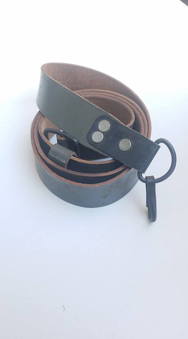 Romanian leather Parade AK sling