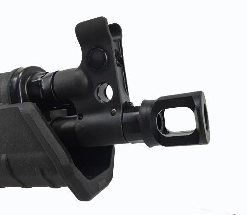 M109 Ak Muzzle brake