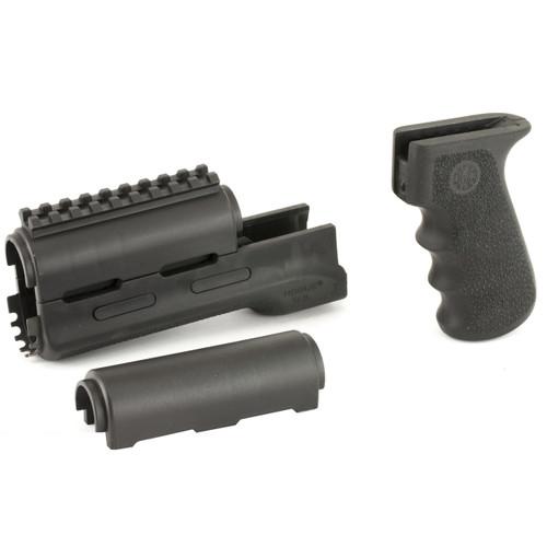 Hogue Overmold Pistol grip/Handguard set AK47/AK74