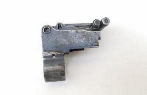 Yugo M72 RPK rear sight base and adjustable leaf sight.
