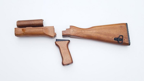 AK47/AK74 Complete laminate stock set