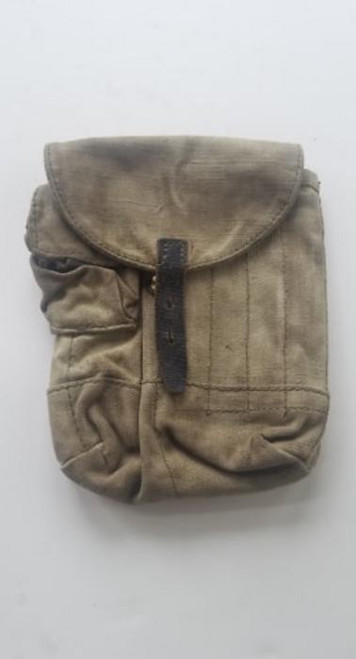Used Russian 4 cell AK mag pouch