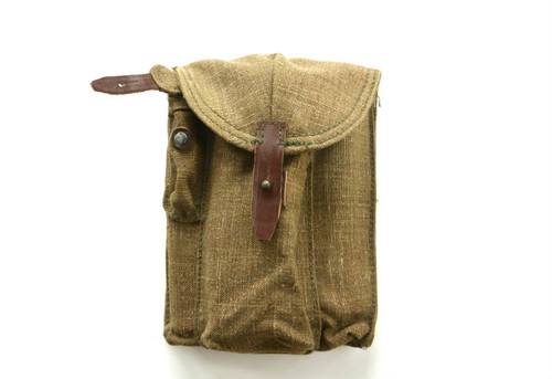 Early Russian 3 cell AK magazine pouch.