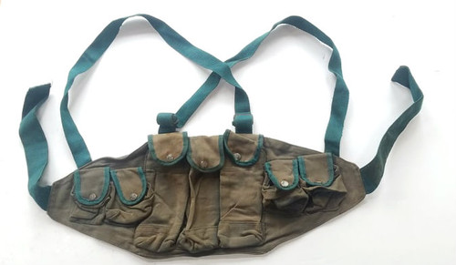 Iranian Chest rig.
