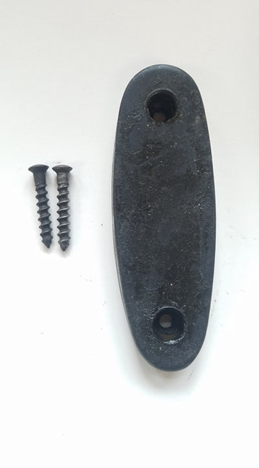 Yugo M70 Surplus stock buttpad and screws
