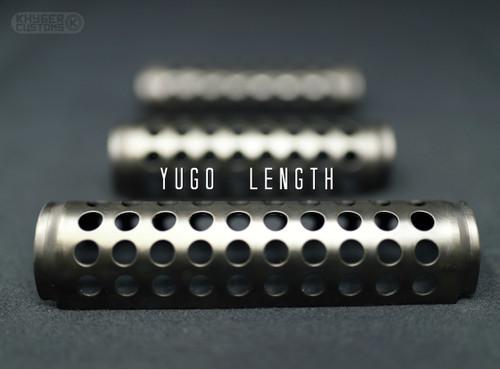 "Yugo Length ""SWISS"" Cheese Grater Upper Handguard"