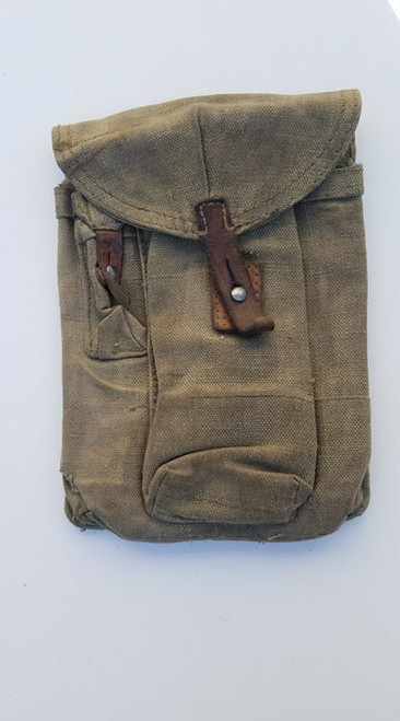Polish used 3 cell mag pouch