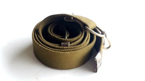 Used surplus canvas AK sling