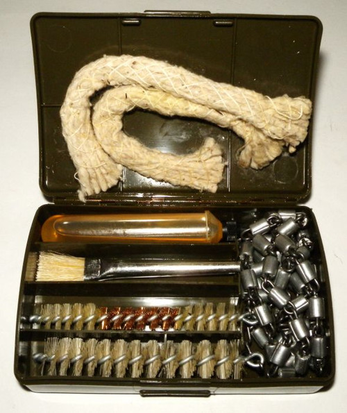 West German 30 cal cleaning kit