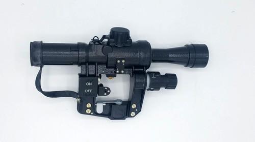 PO4x24 NPZ SVD/PSL/Saiga//Vepr Optic