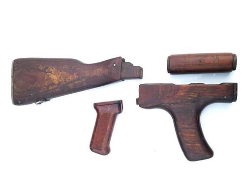 Romanian Wood stock set