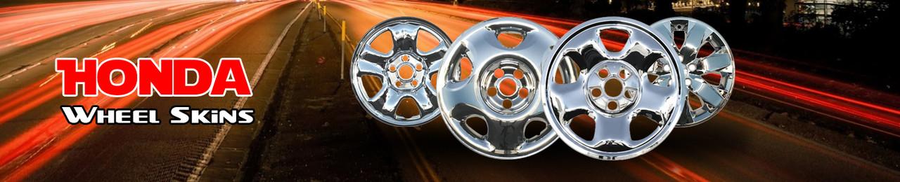 Honda Wheel Skins