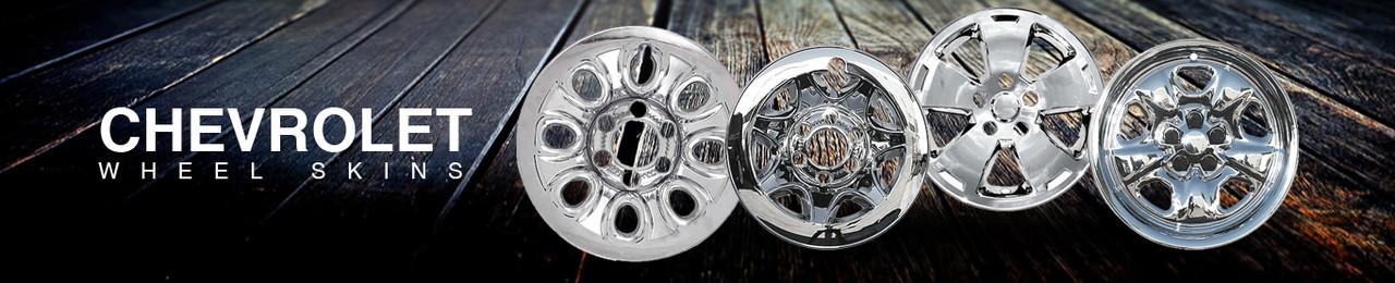 Chevrolet Wheel Skins