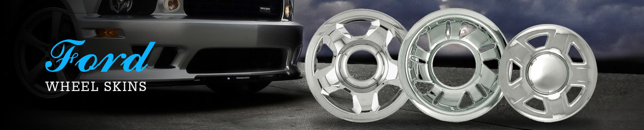 Ford Wheel Skins