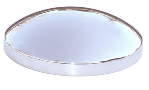 11-5/8 inch to 11-3/4 inch Size Baby Moon Hubcap Stainless Steel Center Cap