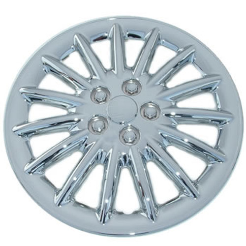15 inch hubcaps chromed wheel covers