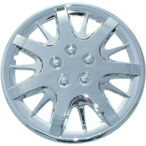 15 inch hubcaps chrome finish wheel cover